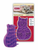 Kong Cat ZoomGroom Purple